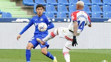 ألافيس يتعادل مع خيتافي في الدوري الإسباني
