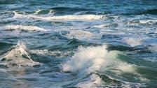 فيديو مروع.. سفينة تنشطر نصفين قبل أن تغرق!