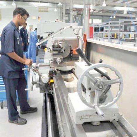 ارتفاع الإنتاج الصناعي بـ5.8% في السعودية الشهر الماضي