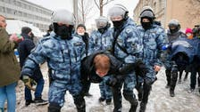 Russia's riot police actively recruiting since Alexei Navalny protests erupted