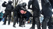 US criticizes Russia's Navalny protest arrests, Moscow responds: Rude interference