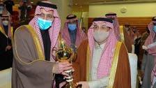 أمير الرياض يتوج الفائزين بكأس الملك سلمان