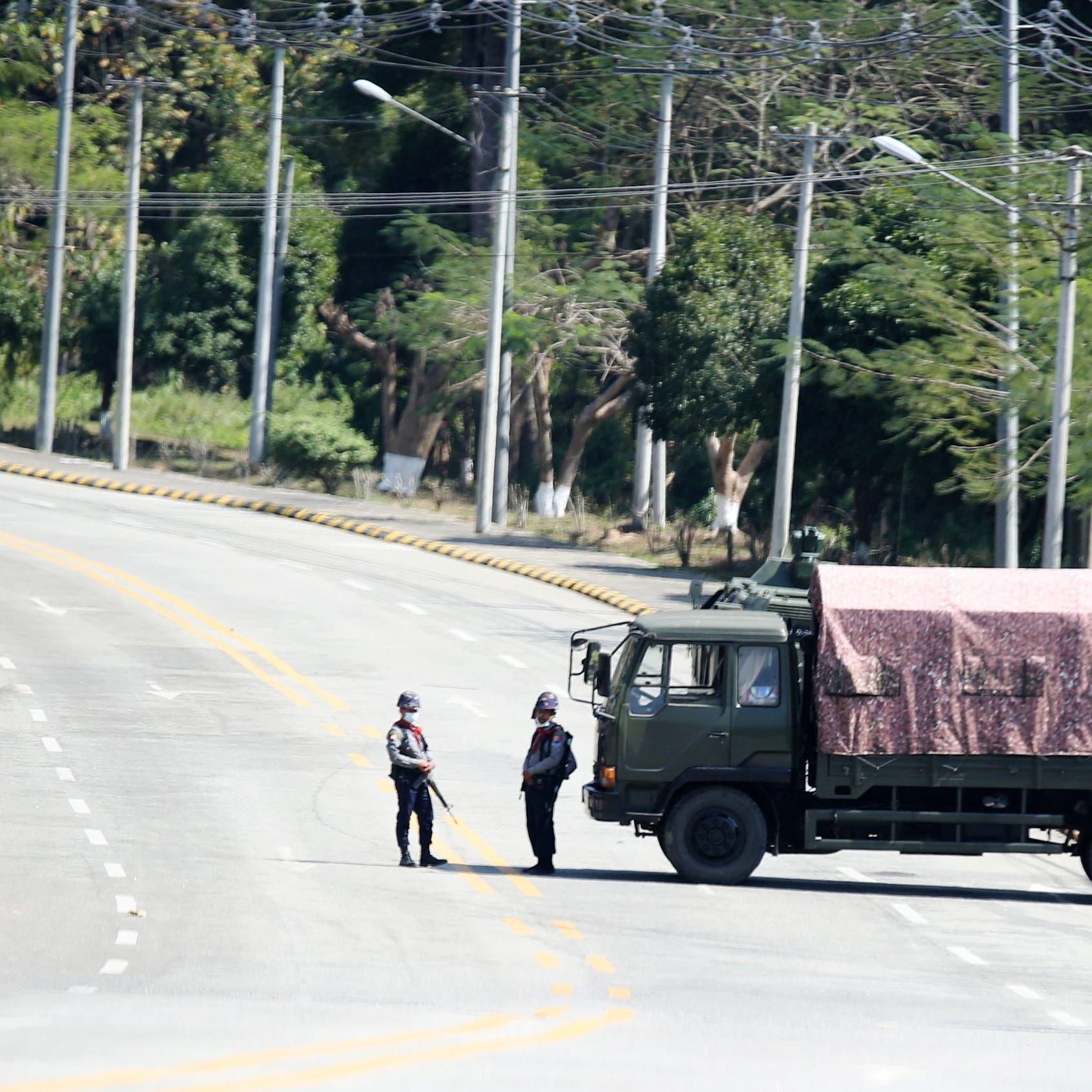 الولايات المتحدة توقف المساعدات لميانمار بعد انقلاب الجيش
