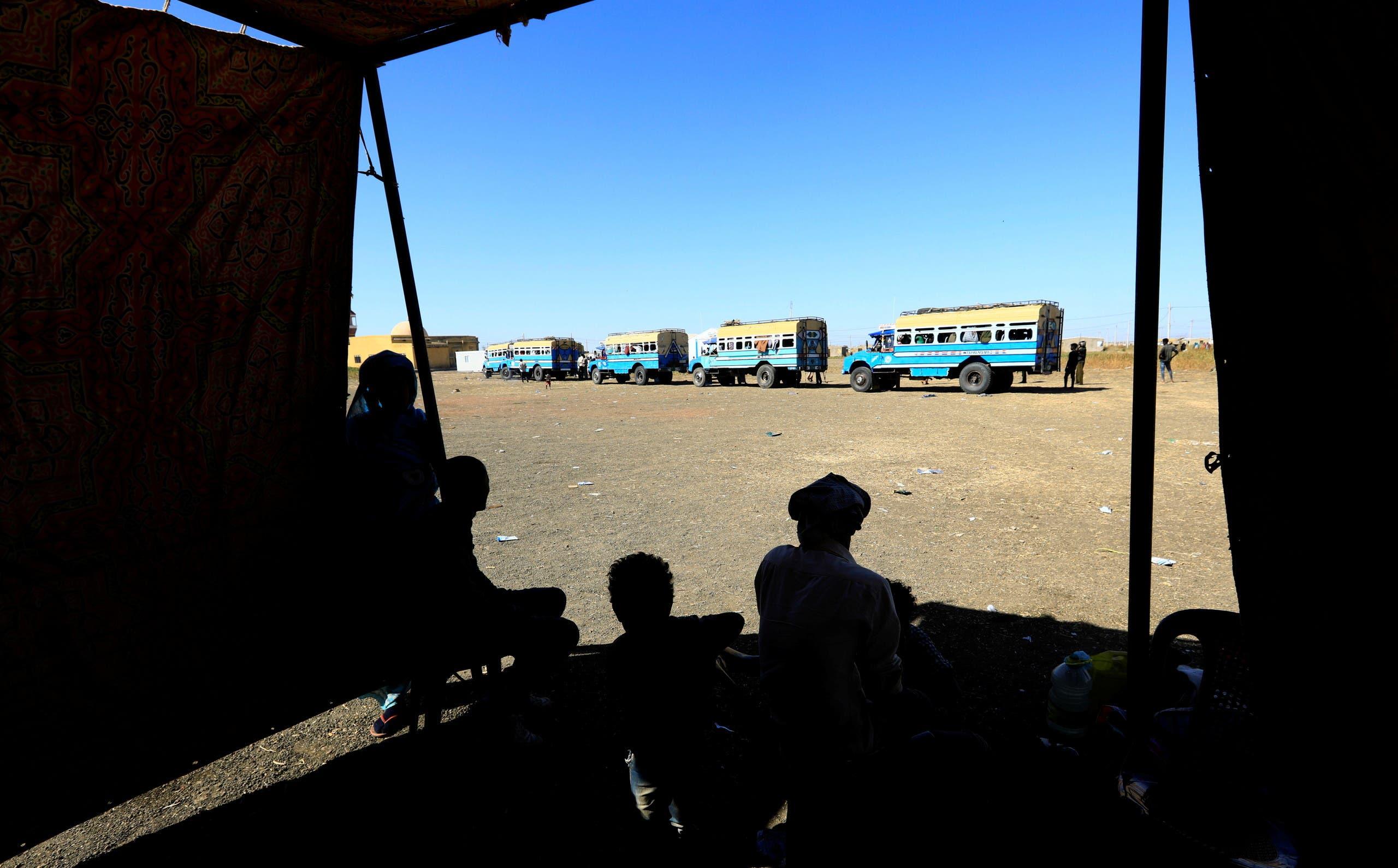 از مرز اتیوپی و سودان (بایگانی - رویترز)