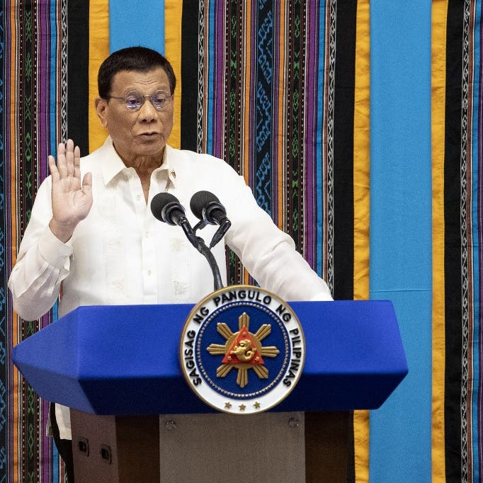 Philippines' Duterte accepts 2022 vice presidential nomination to stay in power