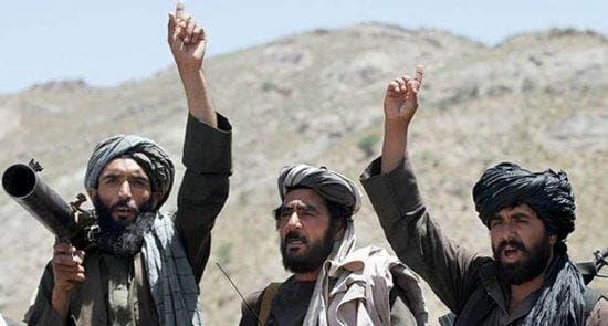 عناصر من طالبان في أفغانستان (فرانس برس)