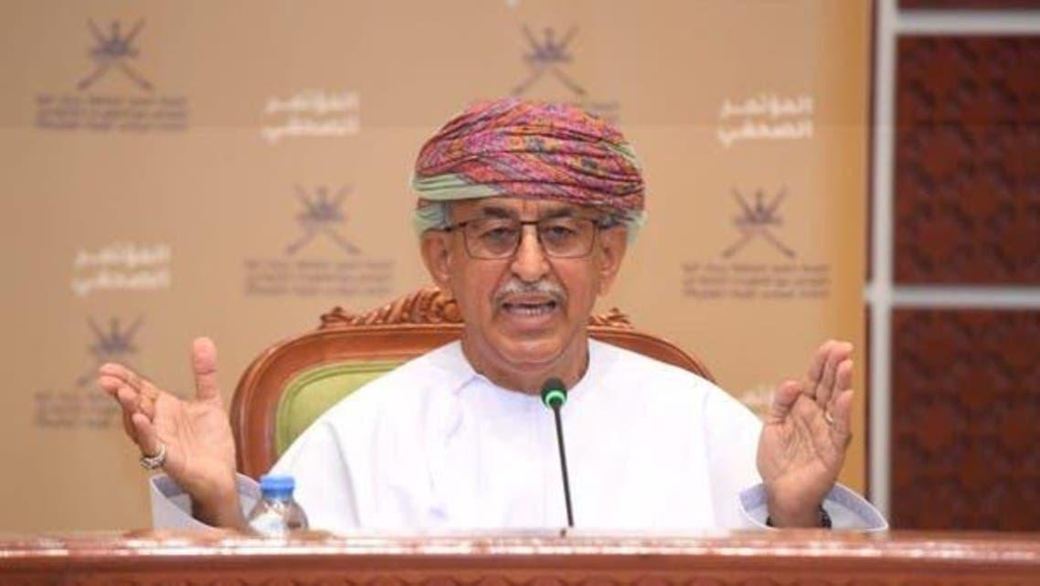 Omani Minister