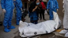 India records more than 2,000 COVID-19 deaths in 24 hours