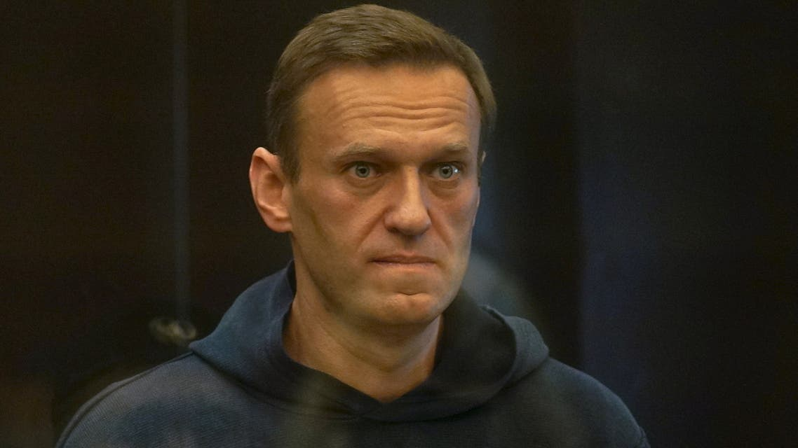 A file photo of Kremlin critic Alexei Navalny. (Reuters)