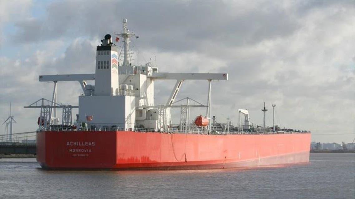 Achilleas tanker 2
