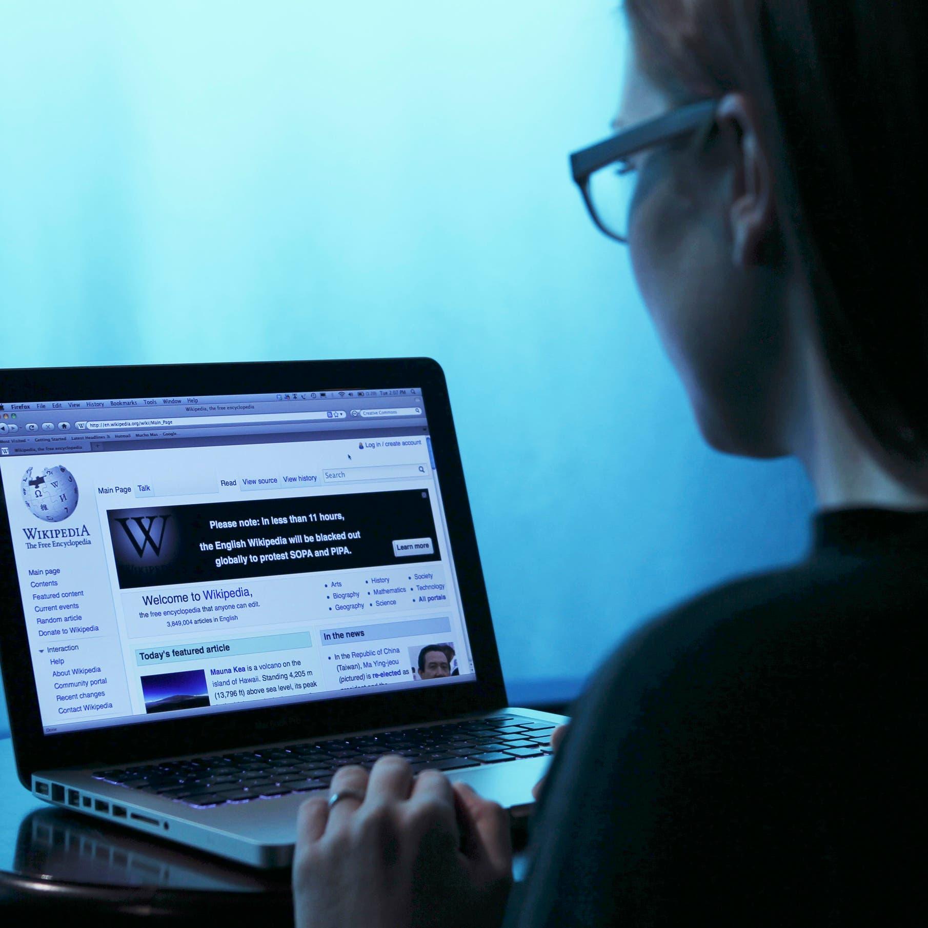 """ويكيبيديا تحارب المعلومات المضللة بـ""""مدونة لقواعد السلوك"""""""
