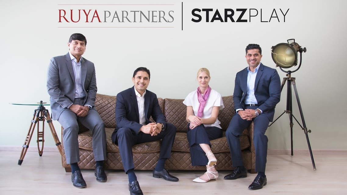 STARZPLAY secures first debt financing from Ruya Partners. (File photo)