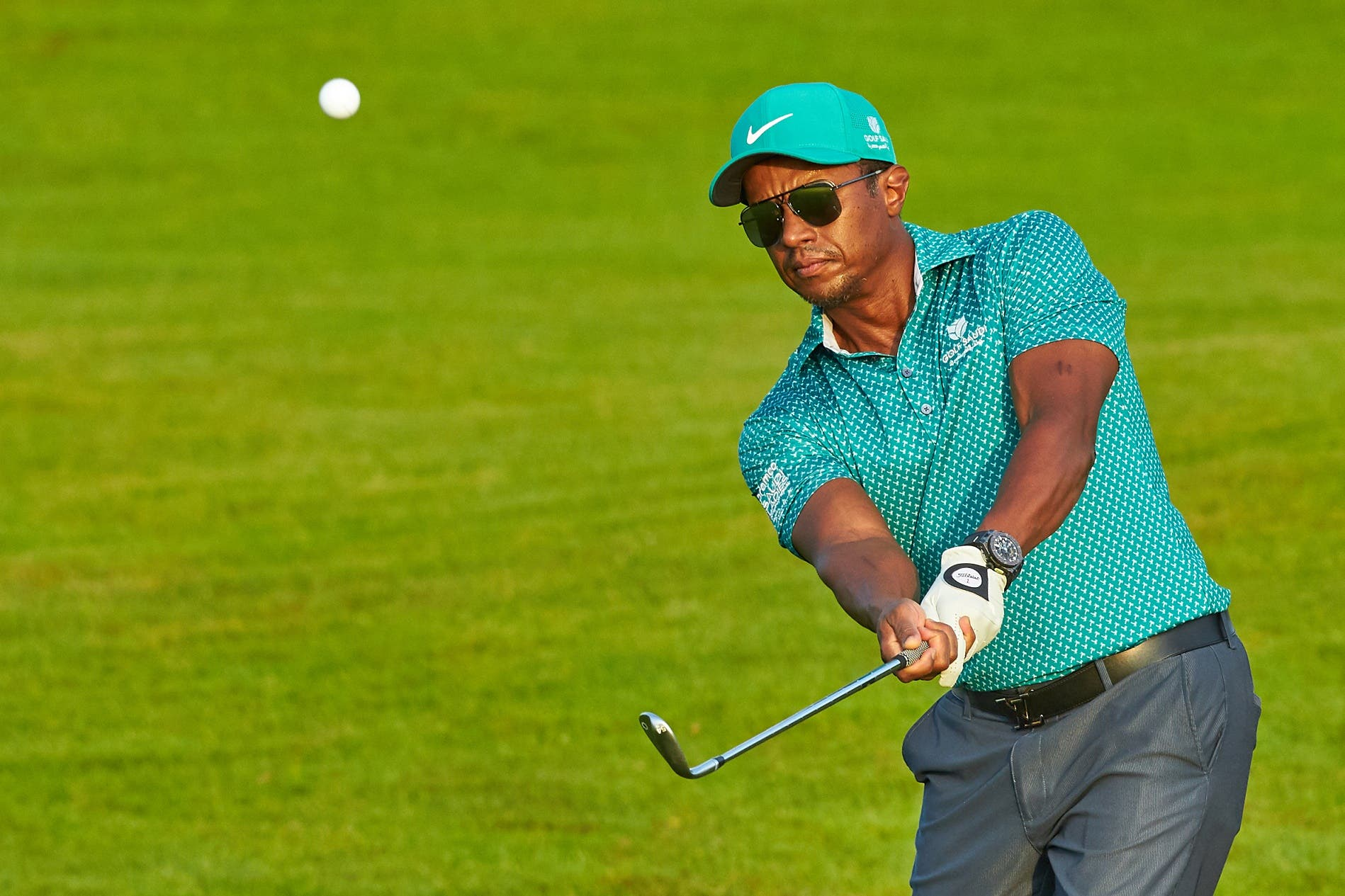 Majed al-Sorour CEO Golf Saudi. (Supplied by Saudi Golf)
