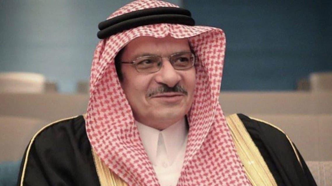 Mashhour bin Musaed bin Abdulaziz
