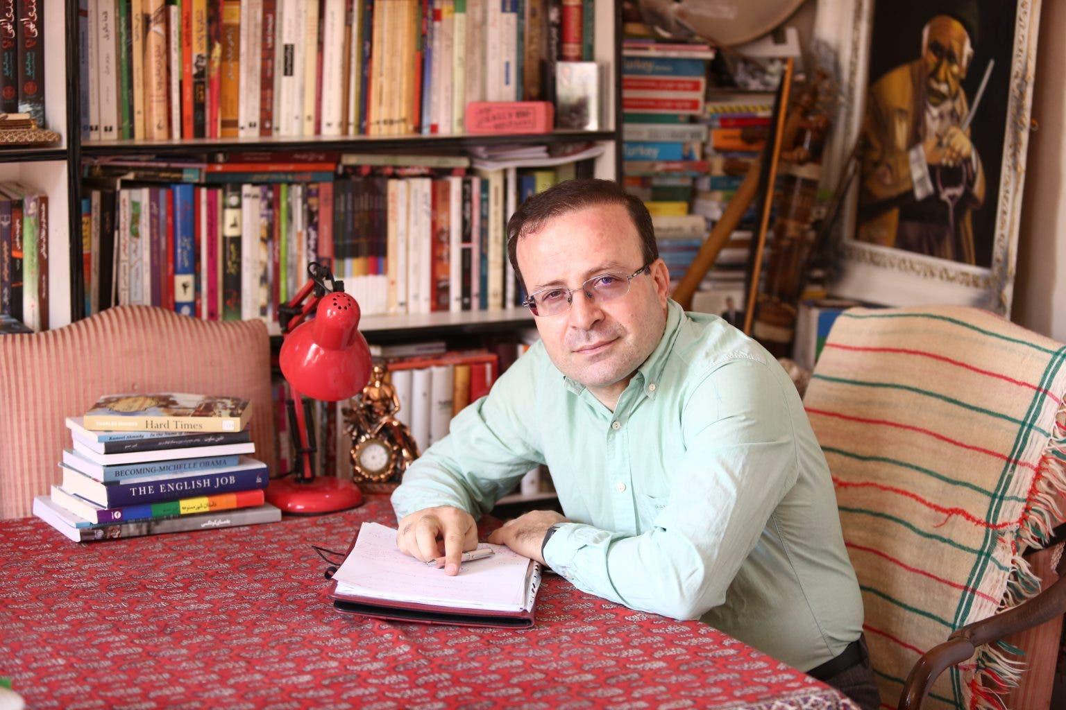 محقق ایرانی کمیل احمدی