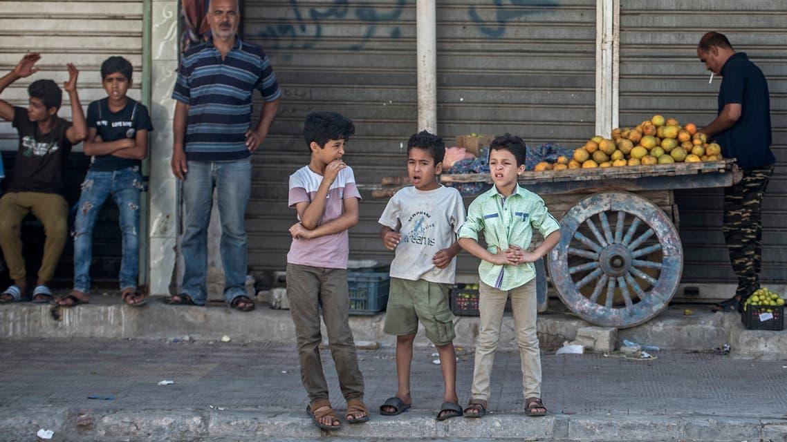 أطفال الشوارع في مصر (أرشيفية- فرانس برس)