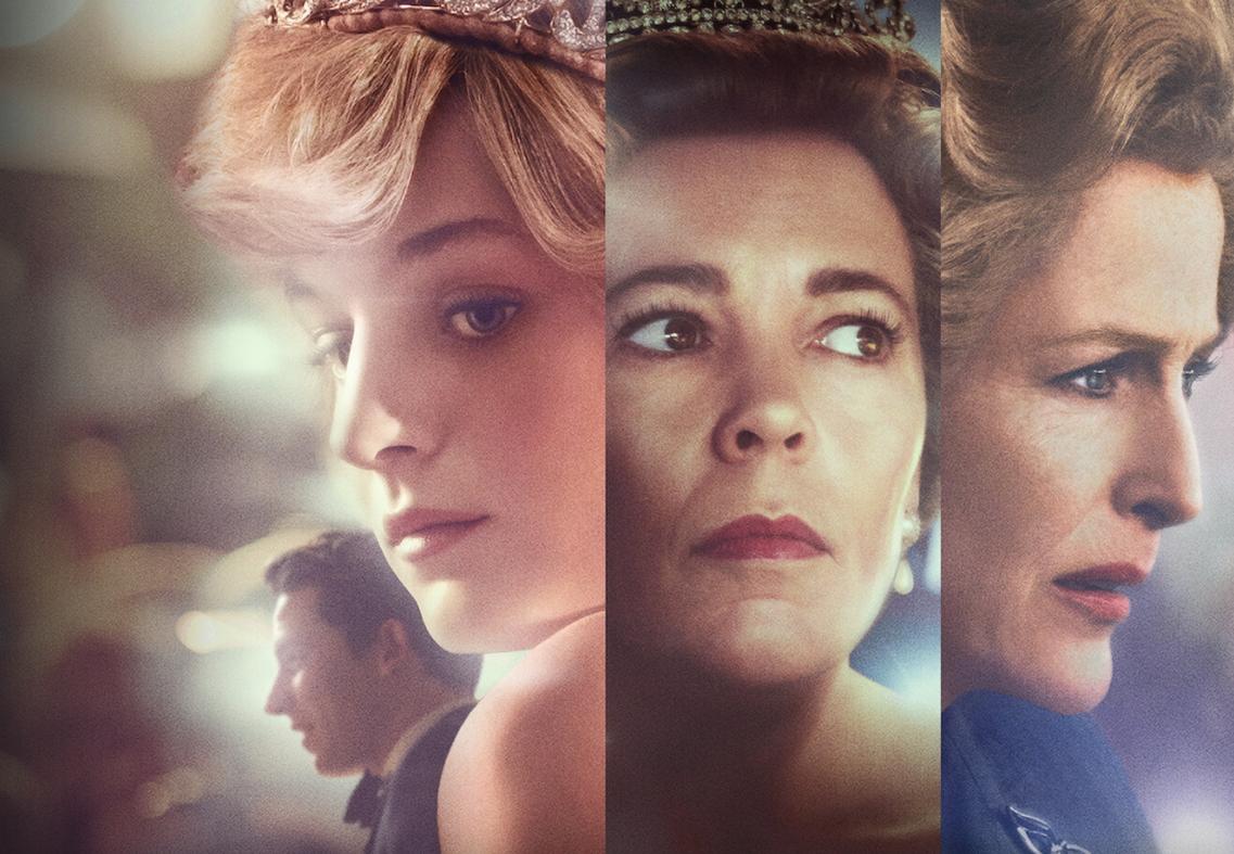"British royal drama ""The Crown."" (Netflix)"