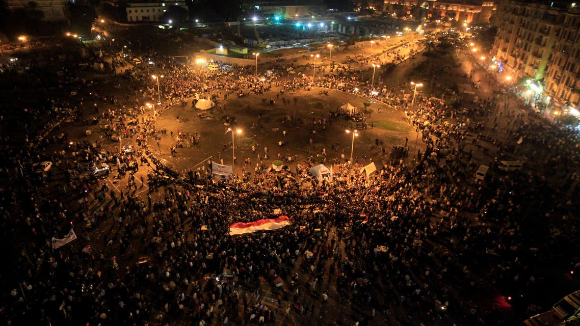 Protesters gather at Tahrir square in Cairo November 23, 2012. (File photo: Reuters)