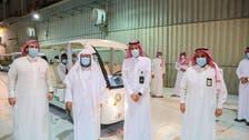 مسجد حرام میں بزرگ نمازیوں اور معتمرین کے لیے نئی بیٹری کار سروس کا آغاز