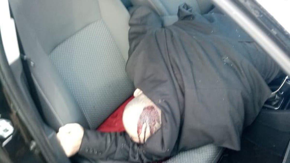 صورة لأشرس معارضي حزب الله غارقاً في دمائه