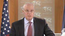 US envoy says Yemen's Houthis not trying to reach cease-fire