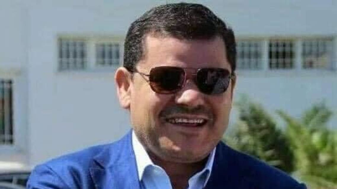 عبدالحميد الدبيبة