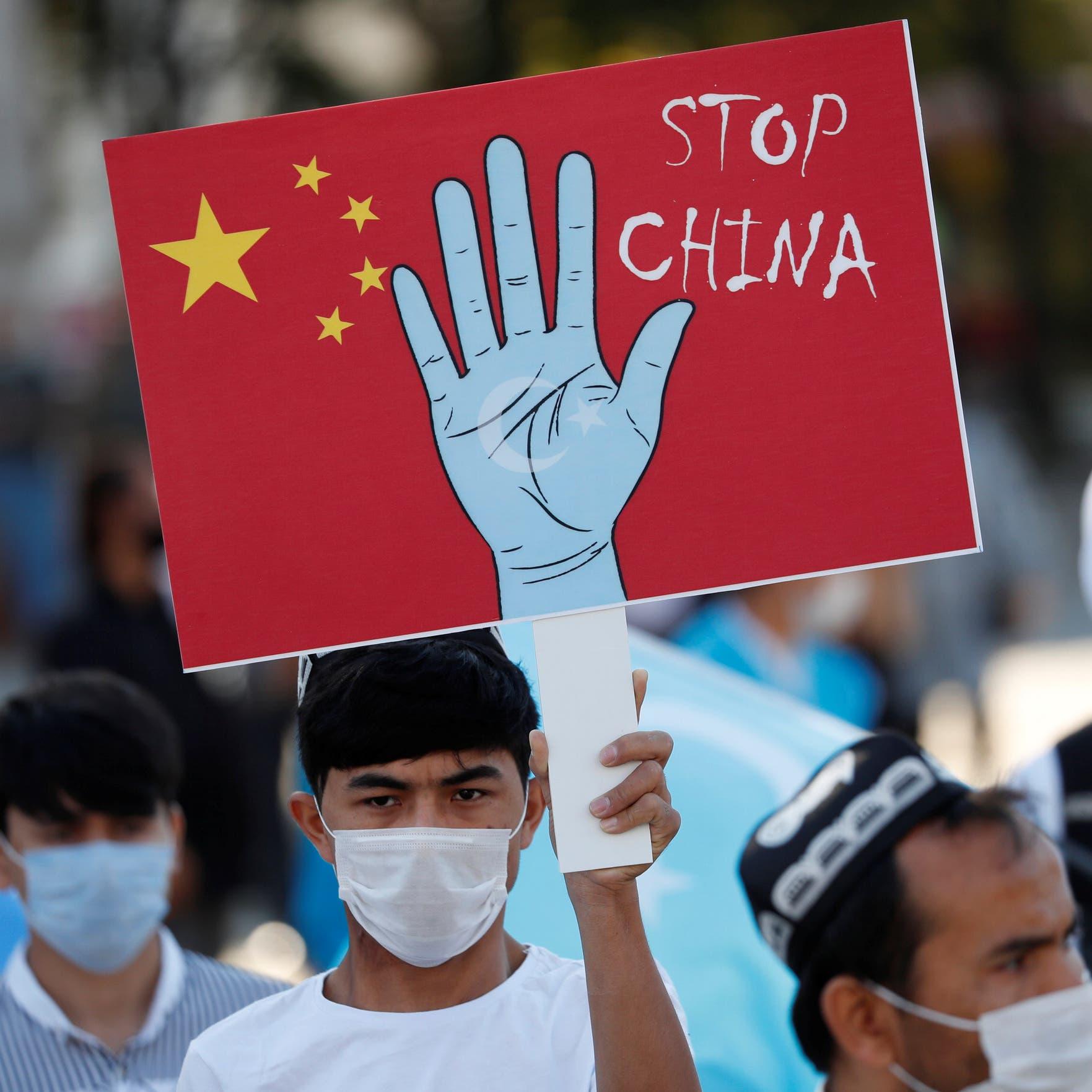 في جهد غربي موحد فرض عقوبات غير مسبوقة على الصين