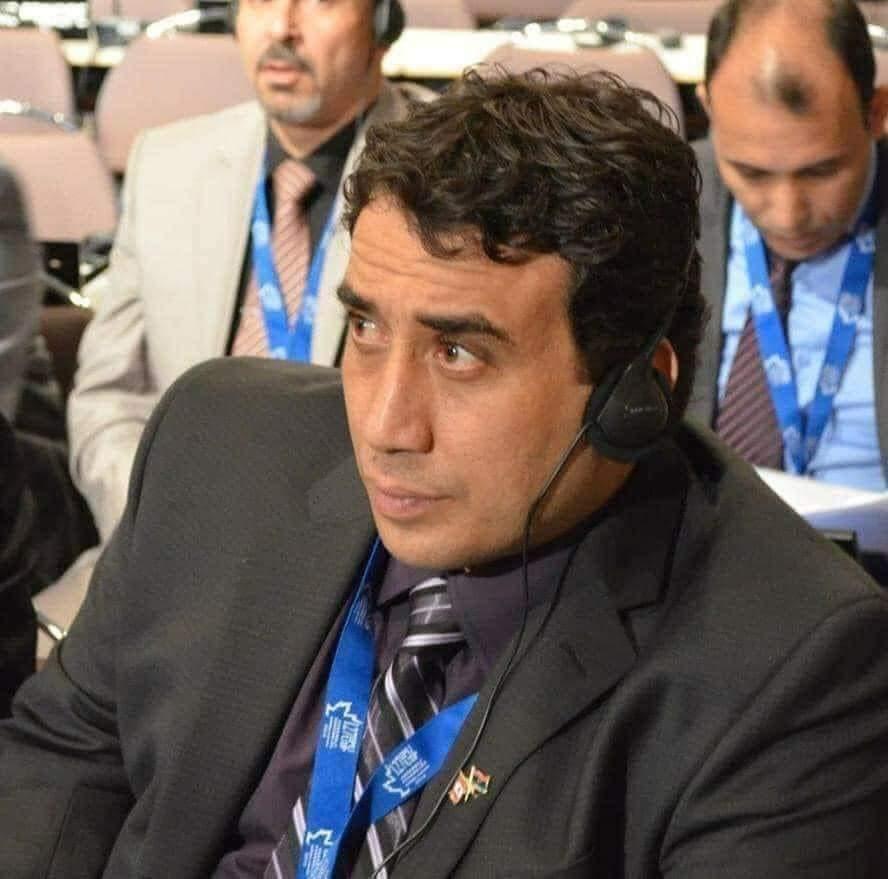 محمد المنفی