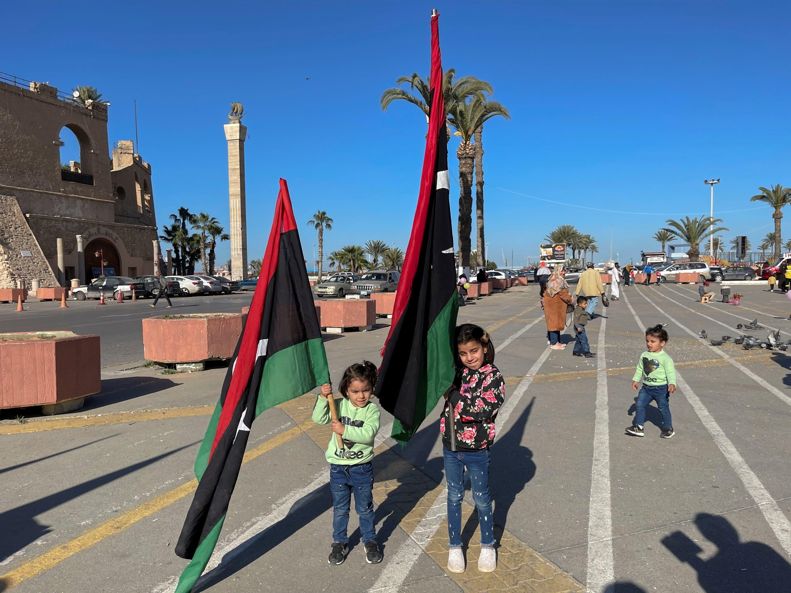 من طرابلس (أرشيفية رويترز)