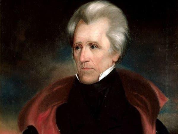 من هو أول رئيس أميركي تعرض لقرار لوم وشجب من الكونغرس؟