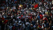 Thousands rally against Myanmar coup in second day of protests