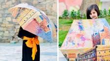 بیٹی کی تصویر کوثقافتی اظہار کا ذریعہ بنانے والی سعودی خاتون سے ملیے
