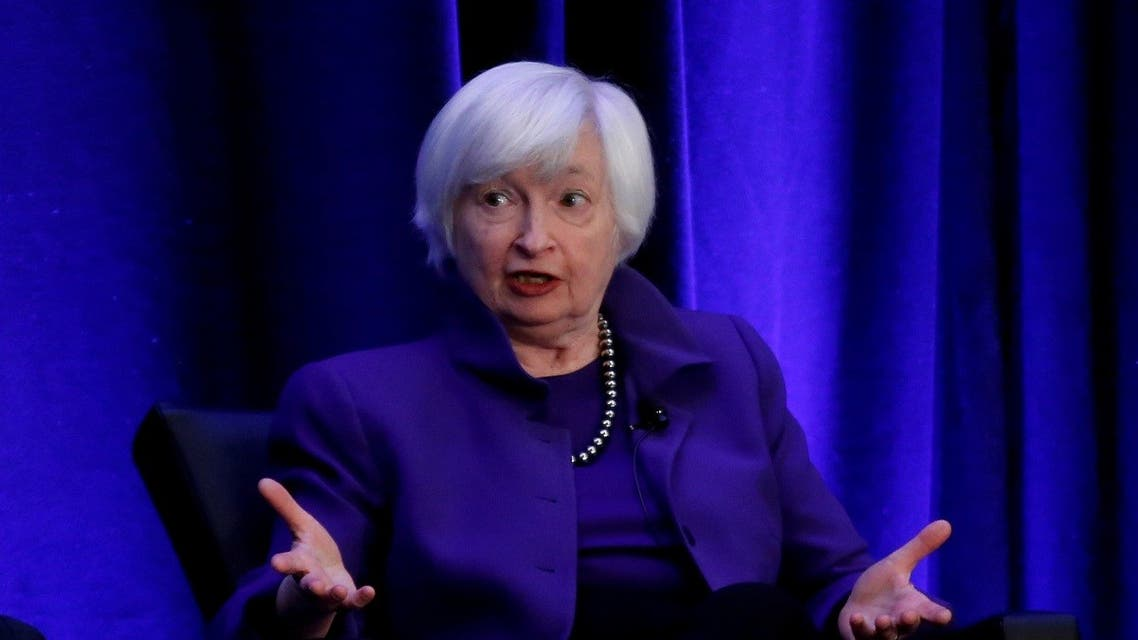 Janet Yellen speaks during a panel discussion at the American Economic Association/Allied Social Science Association (ASSA) 2019 meeting in Atlanta. (File photo: Reuters)
