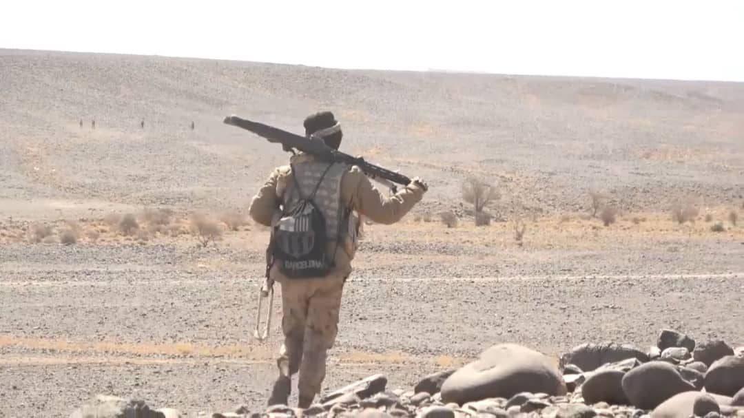 الجيش اليمني في جبهات القتال في مأرب (أرشيفية)
