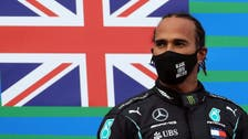 Hamilton signs new deal with Mercedes to chase eighth F1 title in 2021