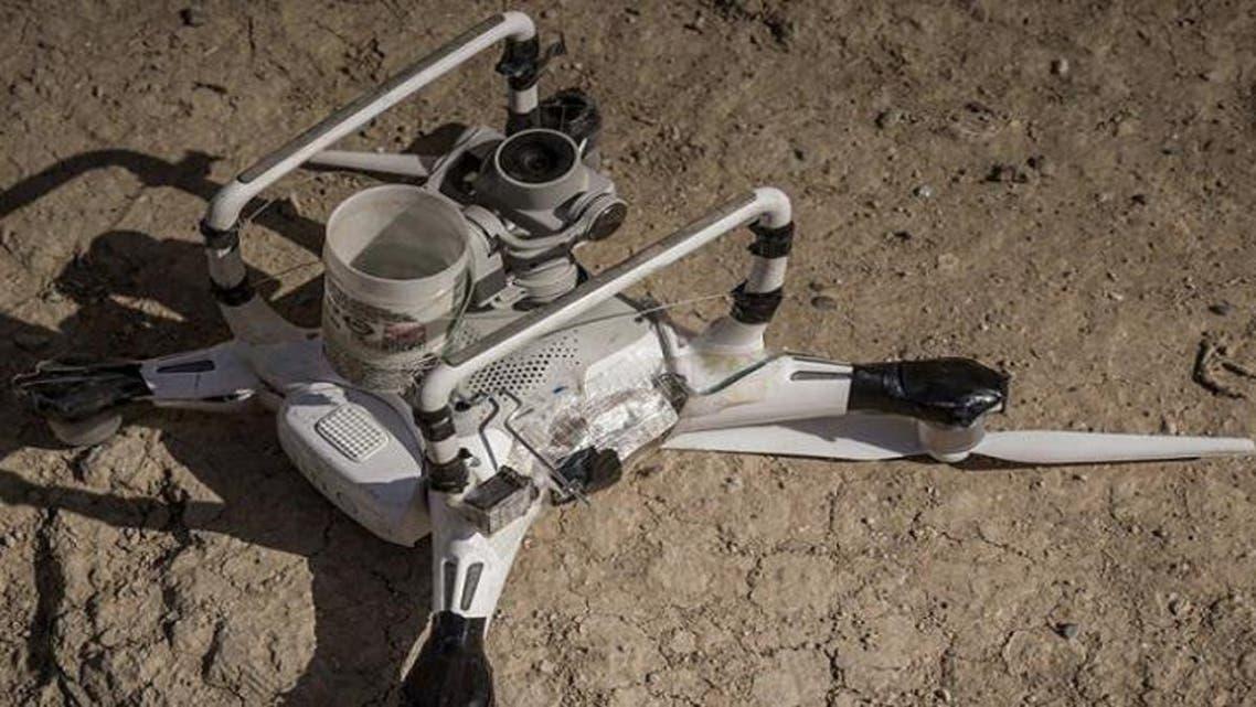 داعشی ڈرون