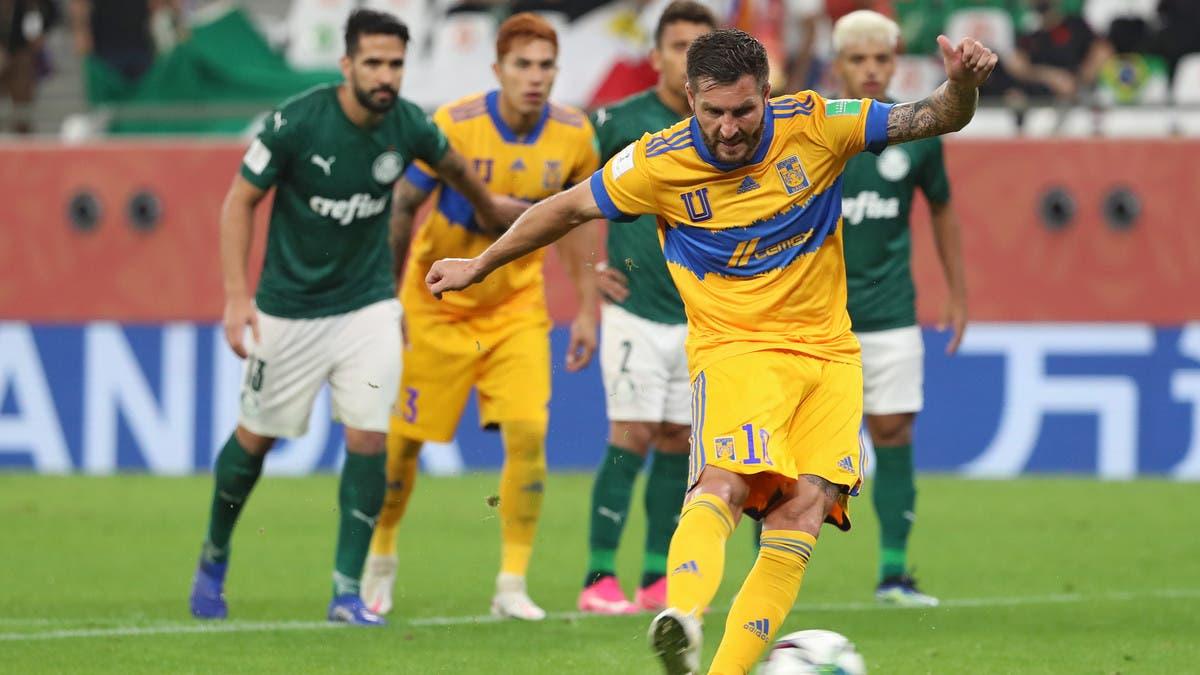 تيغريس يقصي بالميراس ويتأهل إلى نهائي مونديال الأندية