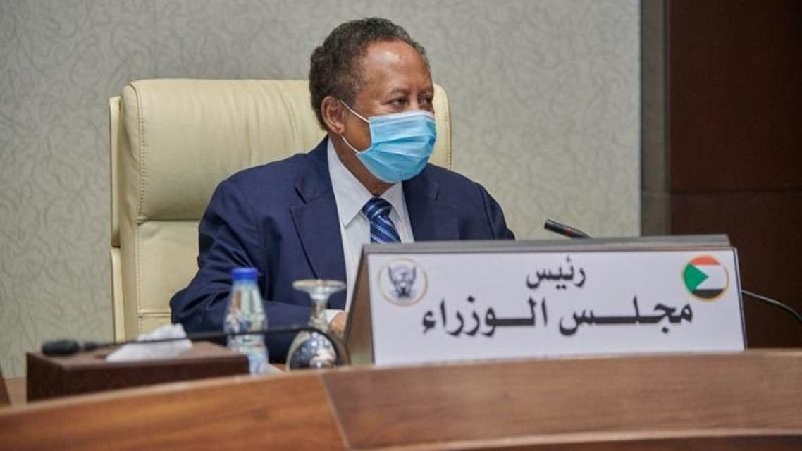 رئيس وزراء السودان عبدالله حمدوك