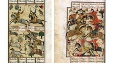 شاہ عبدالعزیز پبلک لائبریری میں اسلامی فن نقش نگاری کا دوبارہ احیا
