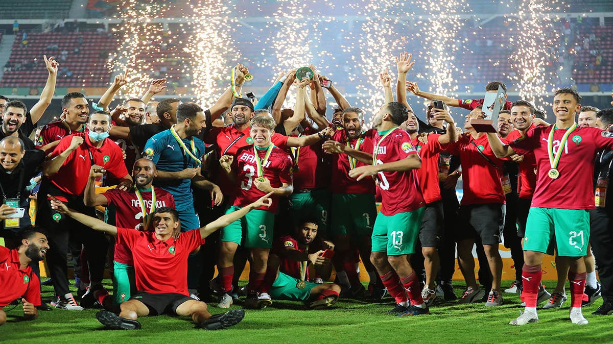 منتخب المغرب يهزم مالي ويتوج ببطولة إفريقيا للمحليين