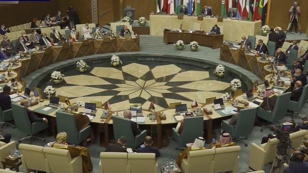 وزراء الخارجية العرب يتمسكون بحل الدولتين في القضية الفلسطينية