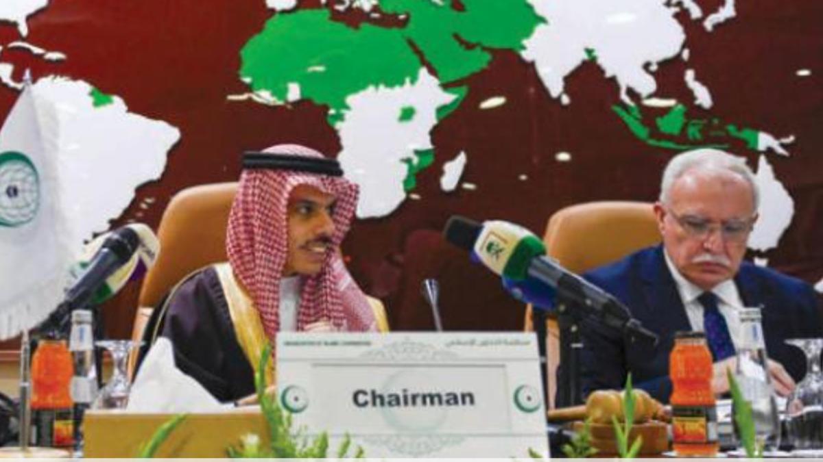 وزير خارجية فلسطين يشيد بموقف السعودية الداعم للحق الفلسطيني