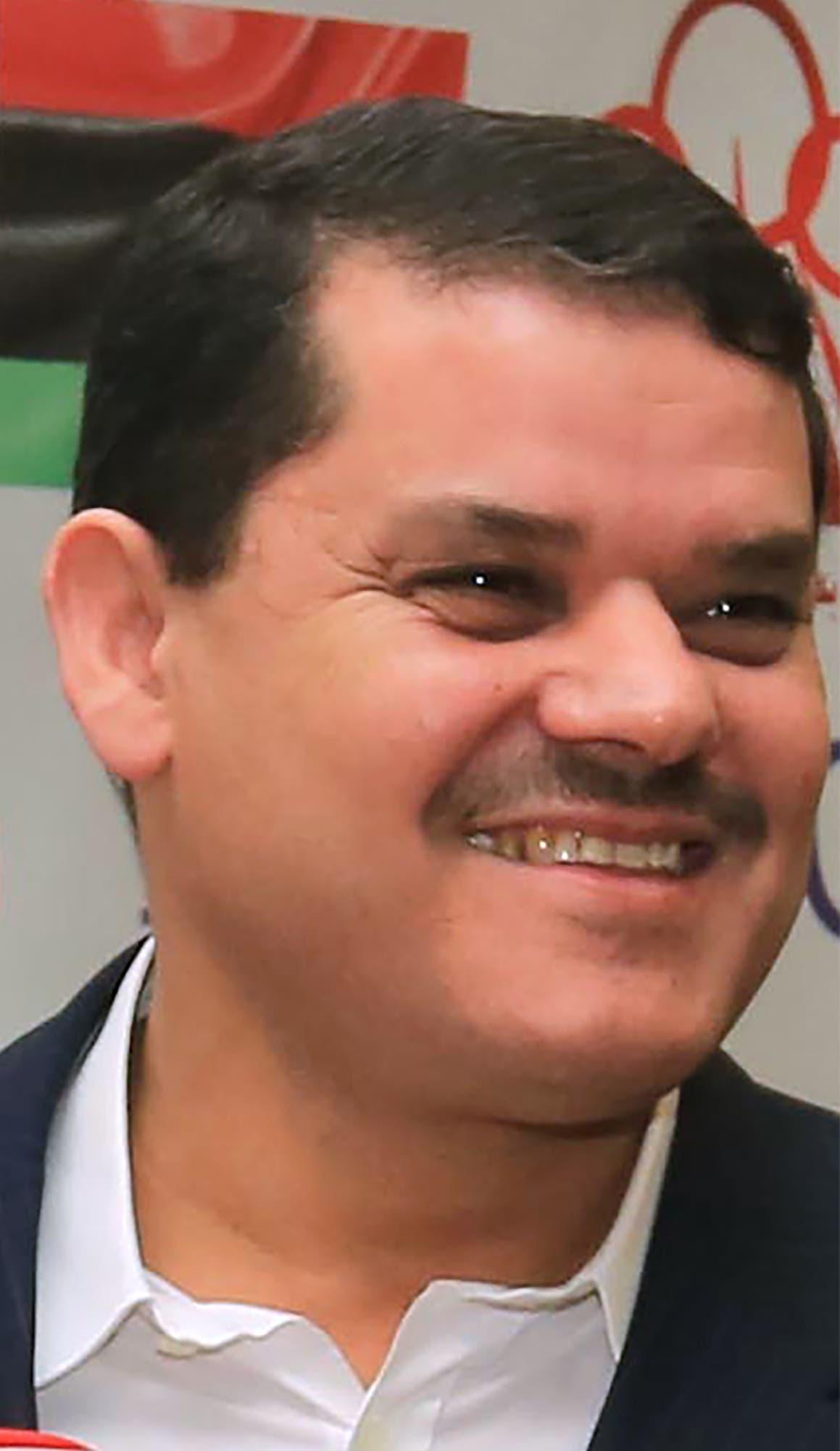 عبد الحميد دبيبة