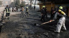 Five killed in two separate attacks in Afghanistan's capital