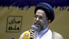Iran's spy chief says Tehran could seek nuclear arms if 'cornered' by West