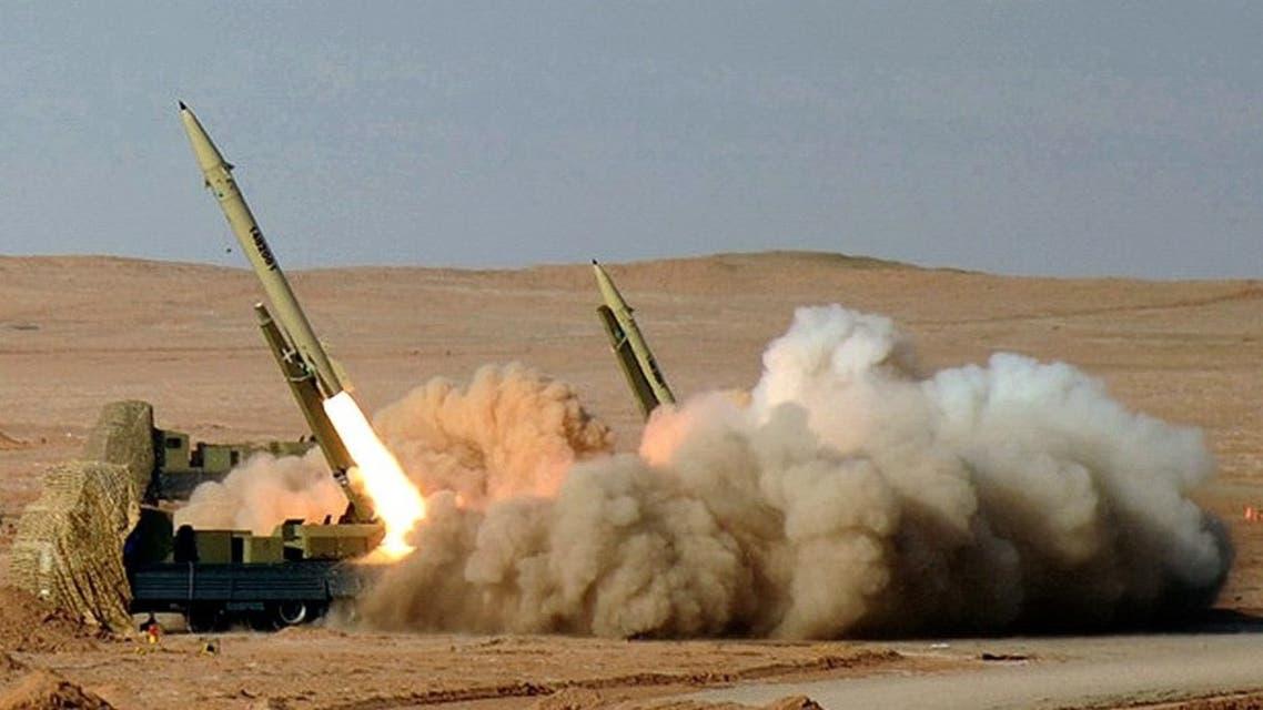 صواريخ فاتح-110 في إيران (أرشيفية)