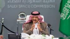 Saudi Arabia's Prince Sultan bin Salman congratulates UAE on Mars Hope Probe
