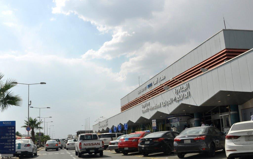 مطار أبها أرشيفية من فرانس برس