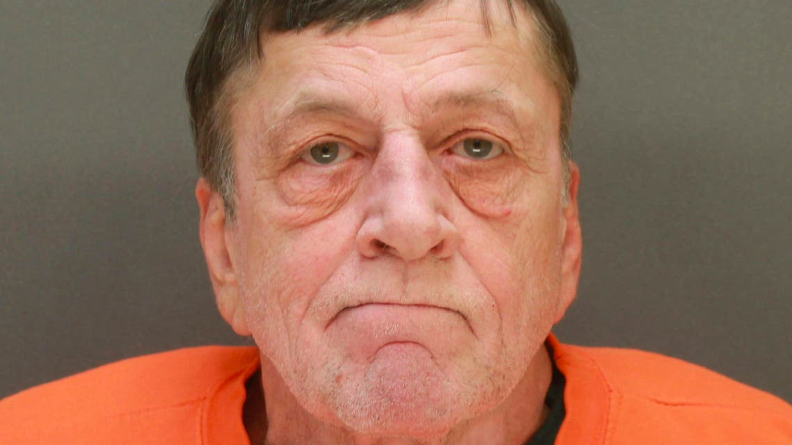 booking photo released by the Wright County, Minn., Sheriff's Office shows Gregory Paul Ulrich who was arrested Tuesday, Feb. 9, 2021, following a shooting at a health clinic in Buffalo, Minn. (AP)