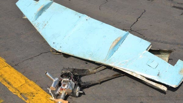 التحالف يعترض طائرة مسيرة حوثية أطلِقت باتجاه خميس مشيط